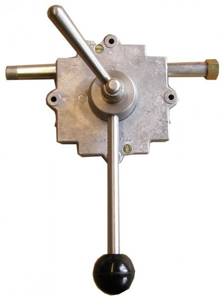 Einfachzahnstangengeber Hub 70mm