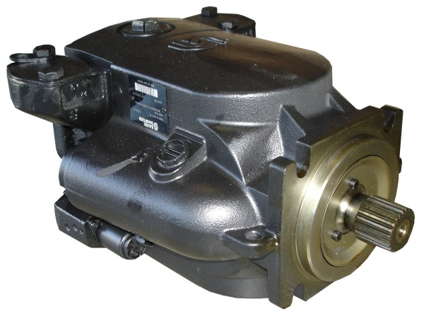 Hydr.-Pumpe TMP 089 PTO links m.Welle 23Z SAE A