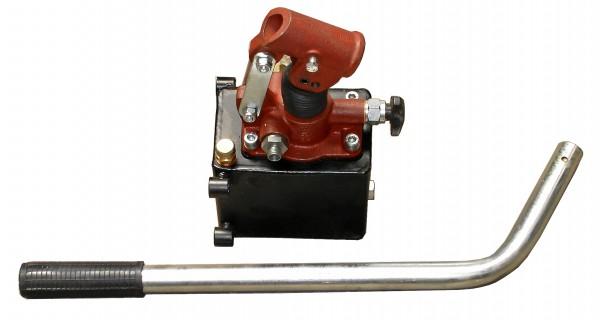 Pumpe m.Hebel für Hydrl.Schurrenstütze Universal