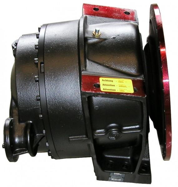 Getriebe TMG 71.2 mit Wasserpumpe