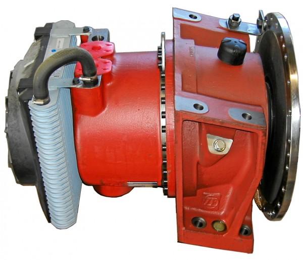 Getriebe PLM 7 ohne Wasserpumpe